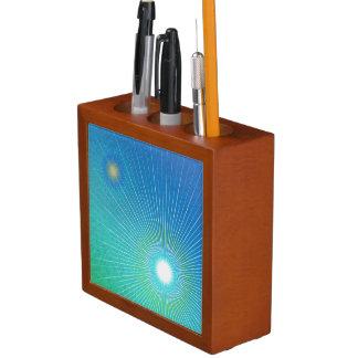 Geometrische Zusammenfassung Stifthalter