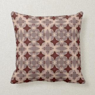 Geometrischer abstrakter Entwurf Kissen