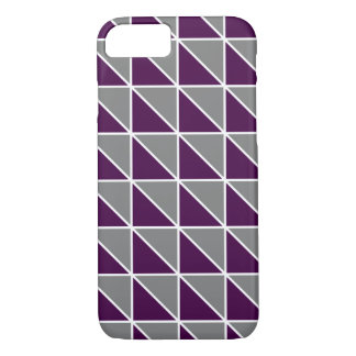 Geometrischer Dreieck-Telefon-Kasten iPhone 8/7 Hülle