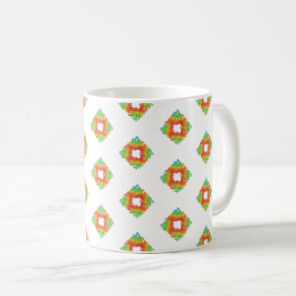 Geometrischer Entwurfs-Tasse Kaffeetasse
