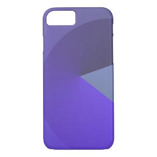 Geometrischer lila geometrischer lila Iphone iPhone 8/7 Hülle