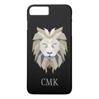 Geometrischer Löwe-kundenspezifisches iPhone 8 Plus/7 Plus Hülle