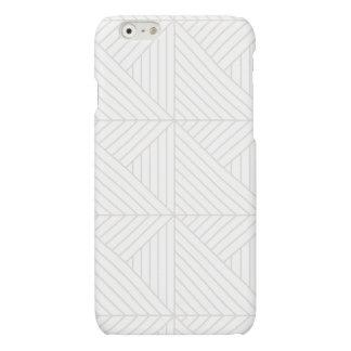 Geometrischer moderner iphone 6 Fall