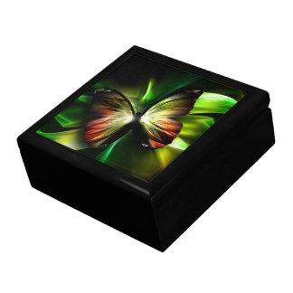 Geometrischer Schmetterlingtrinket-Kasten Geschenkbox