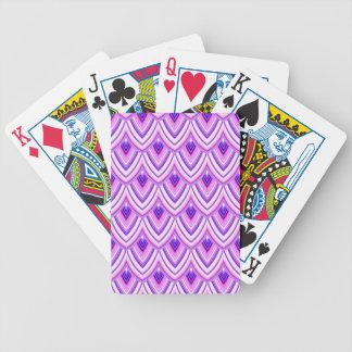 geometrischer Standard Poker Karten