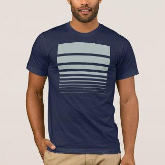 Geometrischer T - Shirt Fibonacci-Reihenfolge,