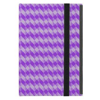 geometrisches Gewebe gezeichneter bunter Entwurf Etui Fürs iPad Mini