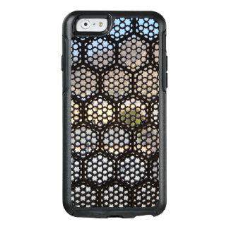 Geometrisches Gitterfenster, Indien OtterBox iPhone 6/6s Hülle