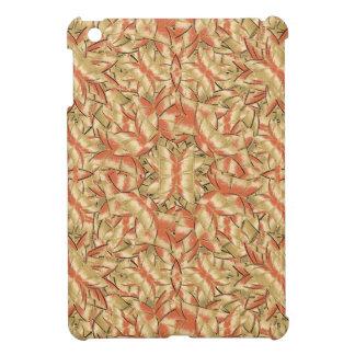 Geometrisches mutiges Kubismus-Muster iPad Mini Hülle