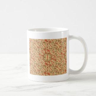 Geometrisches mutiges Kubismus-Muster Kaffeetasse