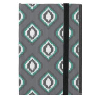 Geometrisches Retro ikat Stammes- Muster iPad Mini Schutzhülle