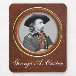 George Armstrong Custer Mousepad