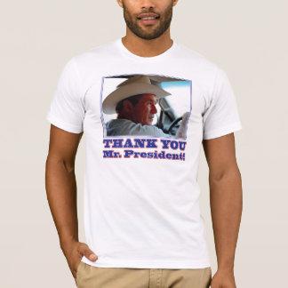 George Bush/danken Ihnen! T-Shirt
