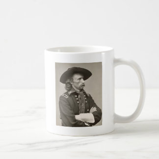 George Custer Kaffeetasse