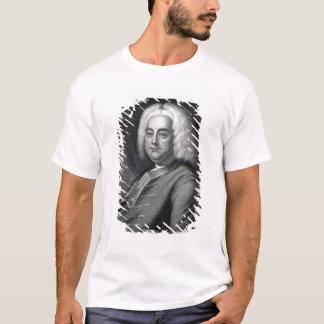 George Frederic Handel, graviert durch Thomson T-Shirt