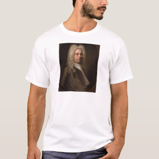 George Frideric Hanel durch Balthasar Denner T-Shirt