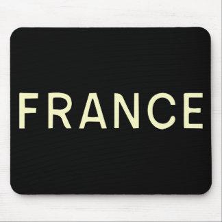 George Harrison - Frankreich Mousepad