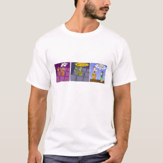 """George"" Kino-Streifen T-Shirt"