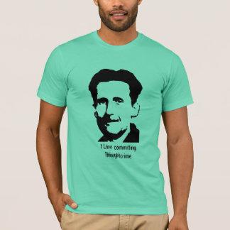 "George Orwell ""1984"" Zitat-T - Shirt - besonders"