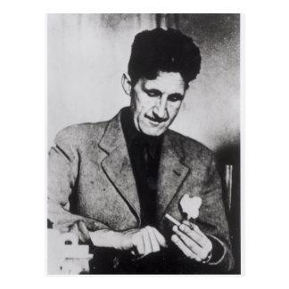 George Orwell Postkarte