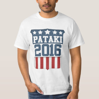 George Pataki 2016 Schild Hemd
