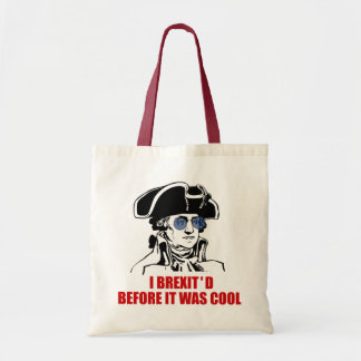 George Washington Brexit EU 1776 kennzeichnen Tragetasche