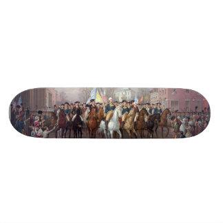 George Washington in New- YorkSkateboard Skate Board