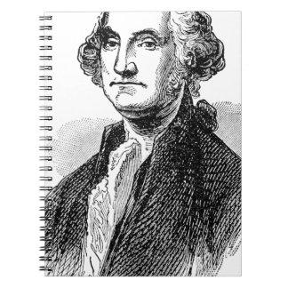 George Washington Notizblock