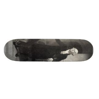 George Washington-Porträt-Skateboard Personalisiertes Skateboarddeck