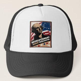 George Washington-Revolutionärs-Hut Truckerkappe