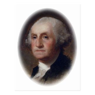 George Washington - Thomas Sulley (1820) Postkarte