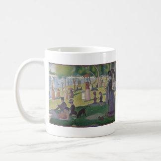 Georges Seurat Kaffeetasse
