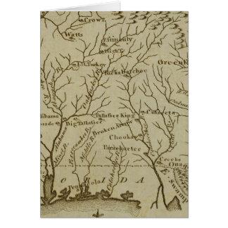 Georgia 3 karte