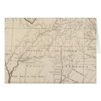 Georgia 7 karte