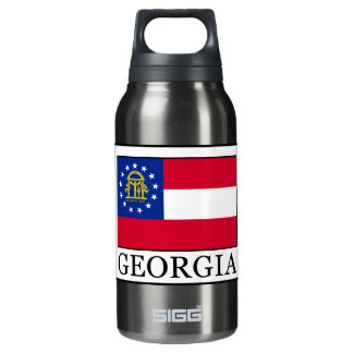 Georgia Isolierte Flasche