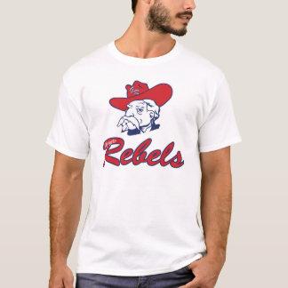 Georgia lehnt sich Baseball 16U auf T-Shirt