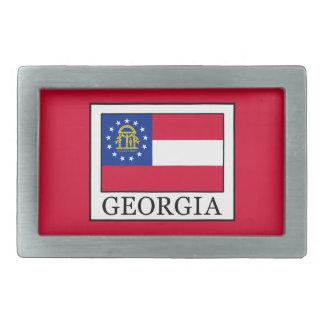 Georgia Rechteckige Gürtelschnalle