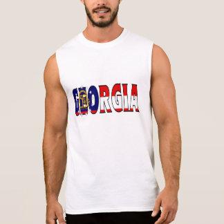 Georgia-Shirt Ärmelloses Shirt