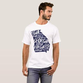 Georgia-Staatst-shirt T-Shirt