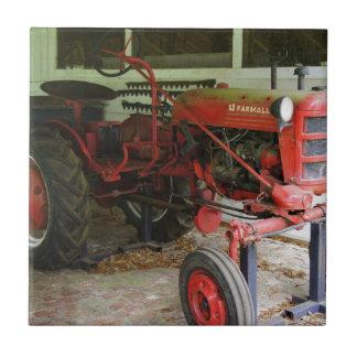 Georgia-Traktor Fliese