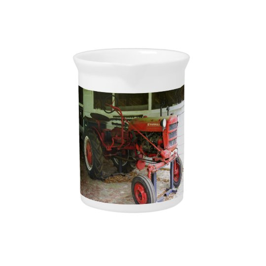 Georgia-Traktor Getränke Pitcher