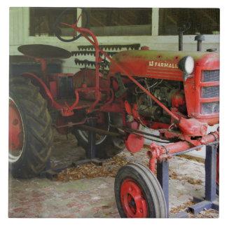 Georgia-Traktor Keramikfliese