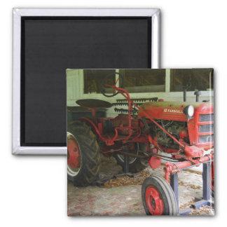 Georgia-Traktor Magnete
