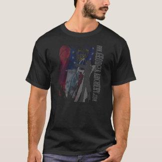 Georgiaflagge/-tireur T-Shirt