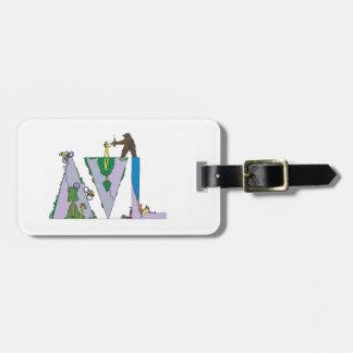 Gepäckanhänger | ASHEVILLE, NC (AVL)