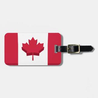 Gepäckanhänger von Kanada