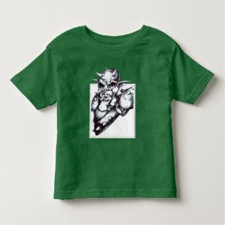 Gepanzertes Orc Kleinkind T-shirt