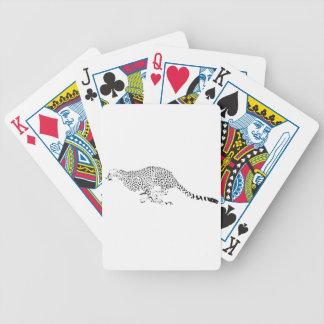 Gepard Bicycle Spielkarten