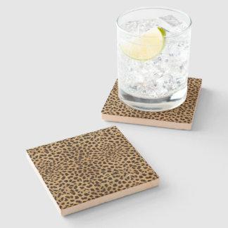 Gepard-Druck Steinuntersetzer