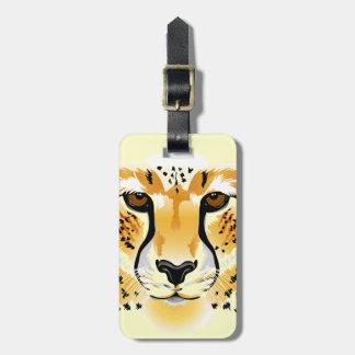 Gepard-Gepäckanhänger Gepäckanhänger